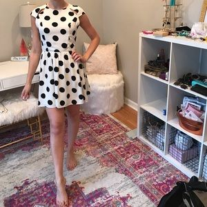 Dolce Vita Polka Dot Dress